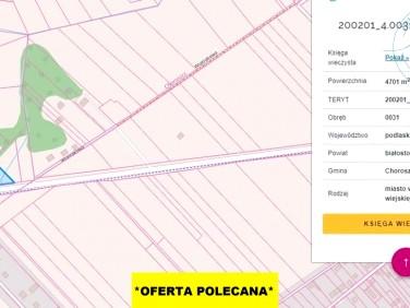 Działka Barszczewo