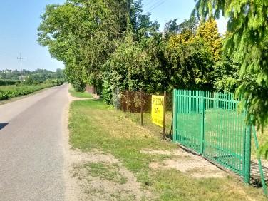 Działka budowlano-rolna Wólka Dworska