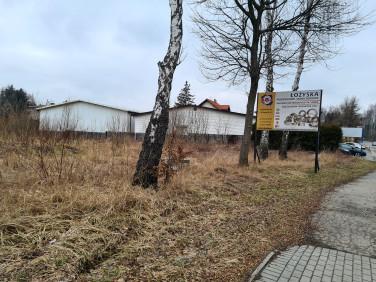 Działka inwestycyjna Czechowice-Dziedzice