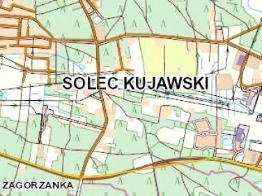 Działka budowlana Solec Kujawski