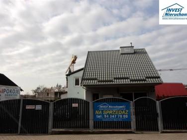 Dom Ustronie Morskie