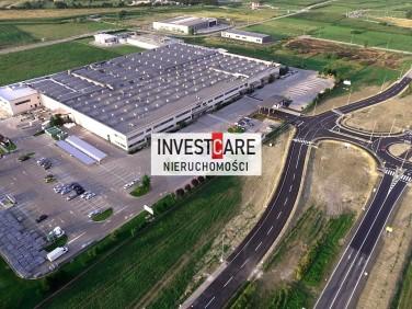 Działka inwestycyjna Zabrze