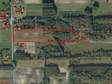 Działka budowlano-rolna Malinówka