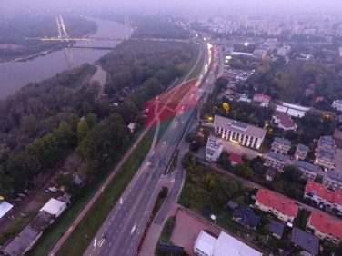 Działka usługowa Warszawa
