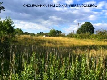 Działka budowlana Kazimierz Dolny