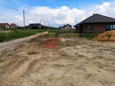 Działka budowlana Domaszowice