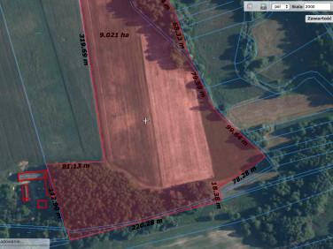 Działka rolna Chełmce sprzedam