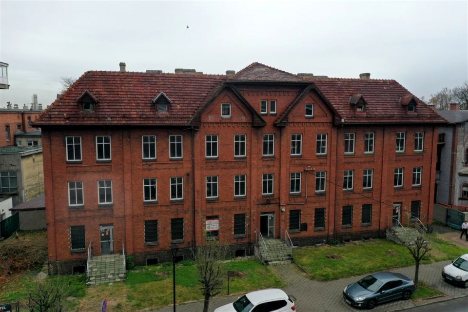 Budynek użytkowy Siemianowice Śląskie