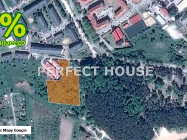 Działka usługowa Ostróda