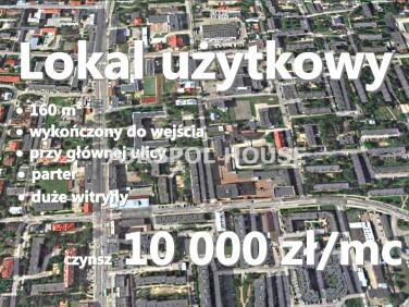 Lokal Białystok wynajem