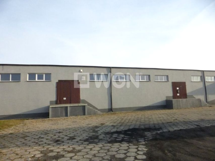 Budynek użytkowy Myszków