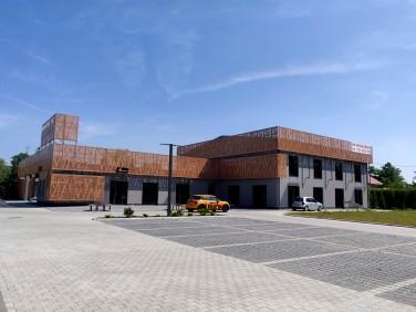 Budynek użytkowy Budzyń
