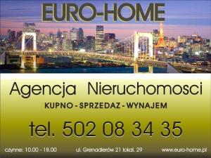 Biuro Obrotu Nieruchomości Euro Home