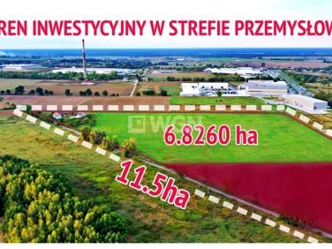 Działka inwestycyjna Gorzów Wielkopolski