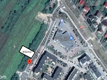 Działka budowlana Łomża