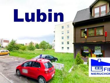 Pusta działka Lubin