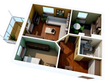 Mieszkanie Zamość