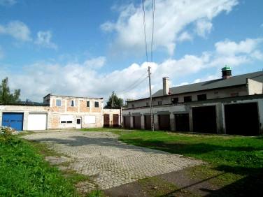 Budynek użytkowy Mieroszów