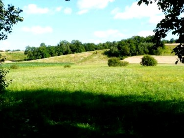 Działka budowlano-rolna Młyńsko