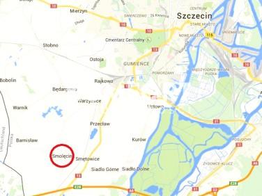 Działka rolna Smolęcin