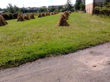 Działka budowlana Szczekociny