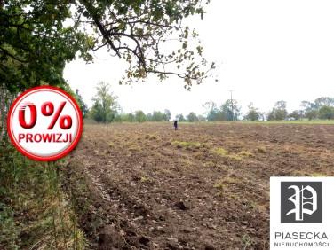 Działka rolna Niemica