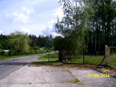 Działka budowlana Przyborów