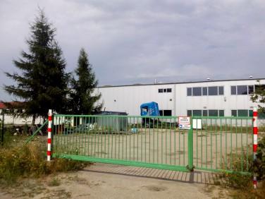 Działka przemysłowa Gdynia