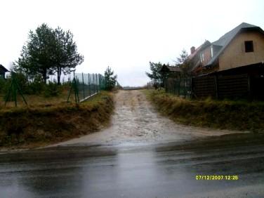 Działka budowlana Bieszkowice