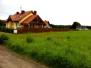 Działka budowlana Barniewice