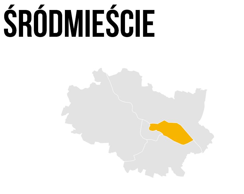 Śródmieście we Wrocławiu
