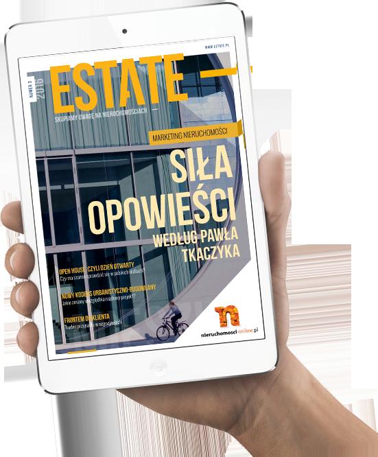 Magazyn dla posredników nieruchomości