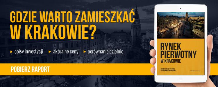Pobierz raport Rynek pierwotny w Krakowie 2015