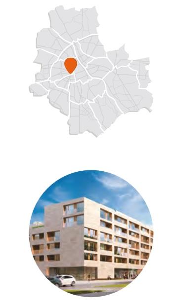 Apartamenty niemcewicza