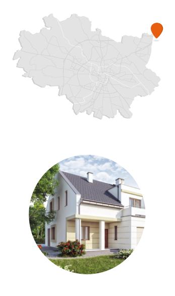 Słoneczne Domy w Długołęce