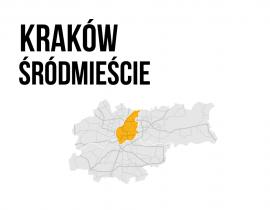Kraków Śródmieście nowe mieszkania