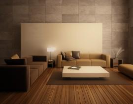 salon - mieszkanie na wynajem