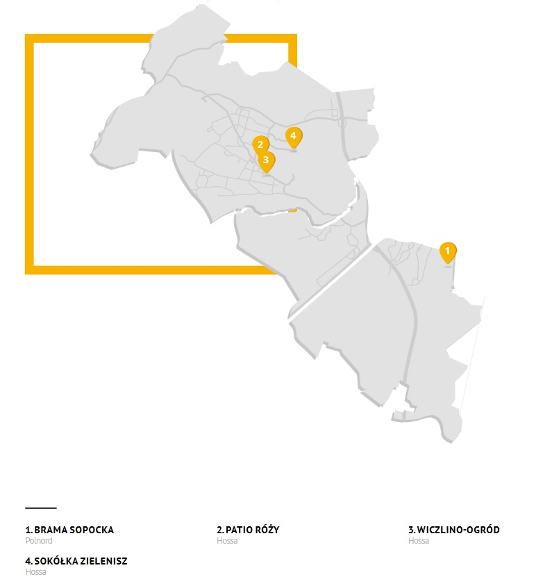 region zachod inwestycje