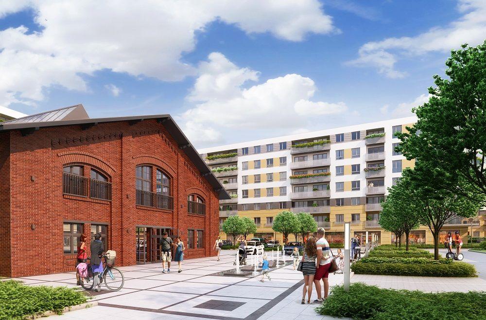 Lokum Viktoria nowe mieszkania Wrocław