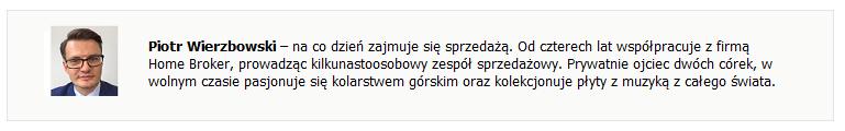 Piotr Wierzbowski bio