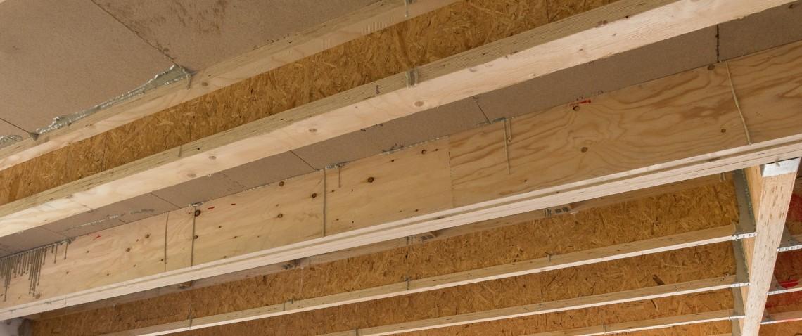 Belka stropowa/strop