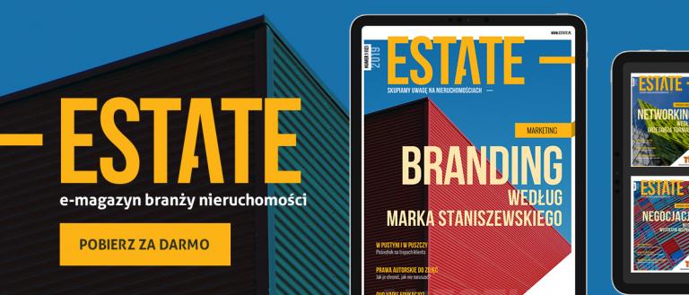 Estate 1/2019 magazyn branży nieruchomości