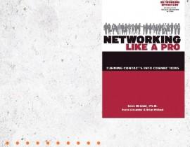 Ivan Misner - recenzja Networking Like a Pro