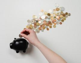 nadwyżka pieniędzy