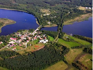 Działka budowlano-rolna Okartowo