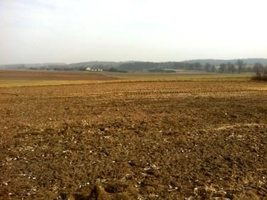 Działka budowlano-rolna Tworzyjanki
