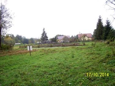 Działka budowlano-rolna Mokrzyska