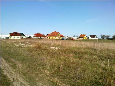 Działka budowlana Olsztynek