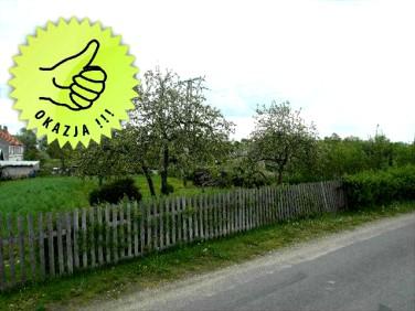 Działka Tomaszów Bolesławiecki