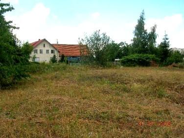 Działka budowlana Pieszyce
